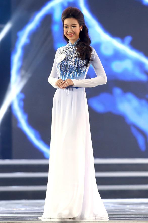 Lễ hội áo dài TP.HCM chọn Đỗ Mỹ Linh là đại diện - Ảnh 5.