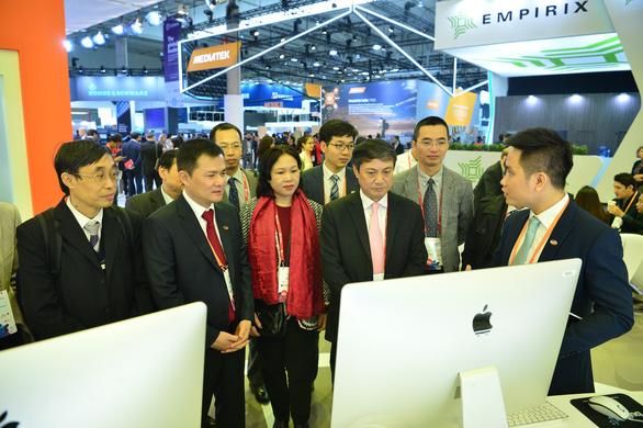 Viettel đưa giải pháp công nghệ 4.0 đến MWC 2018 - Ảnh 1.