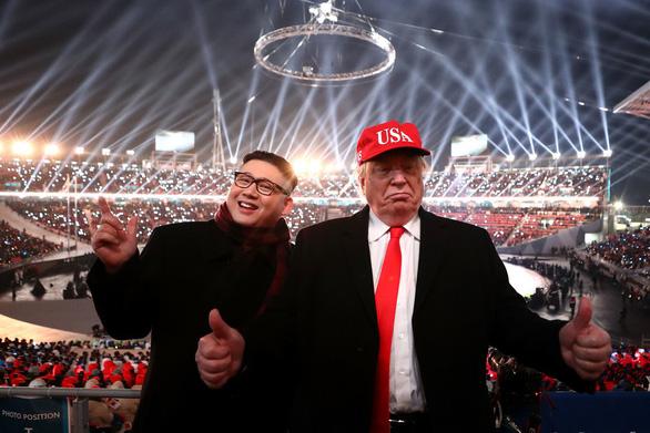 Hòa hợp được bán đảo Triều Tiên, ông Trump sẽ ôm Nobel hòa bình - Ảnh 1.