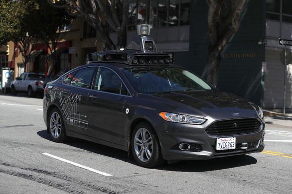 California cho phép thử nghiệm xe không người lái hoàn toàn - Ảnh 1.