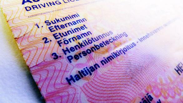 Phần Lan sẽ là nước đầu tiên phát hành bằng lái xe số - Ảnh 1.