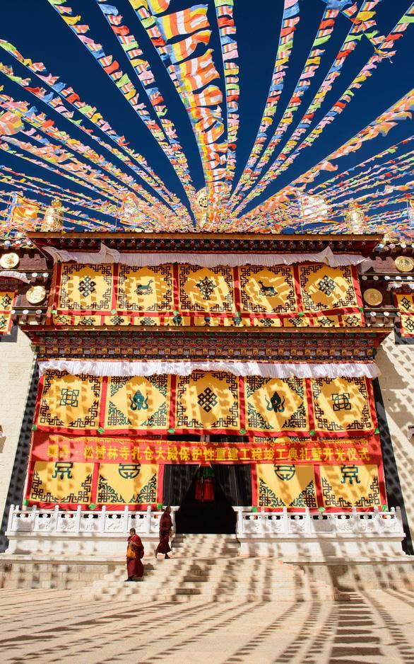 Ngày xuân hành hương về cõi Phật - Ảnh 12.