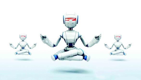 Chuyện robot dạy ngồi thiền - Ảnh 1.
