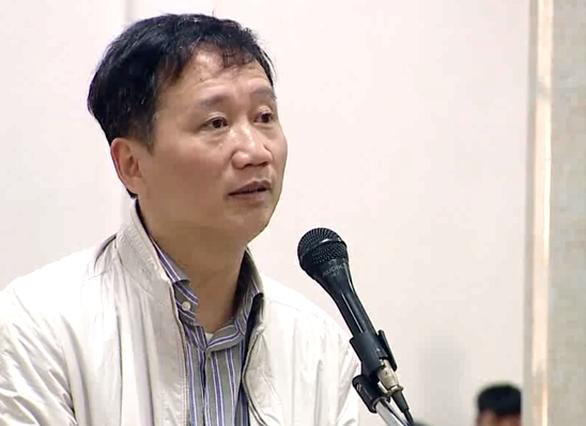 Trịnh Xuân Thanh nhận thêm án chung thân vì tham ô 14 tỉ - Ảnh 1.