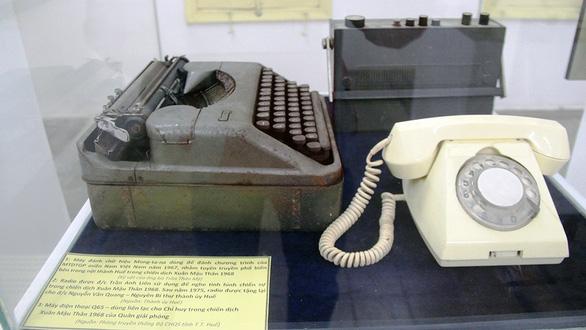 Huế triển lãm tư liệu - hiện vật về chiến dịch Mậu Thân - Ảnh 2.