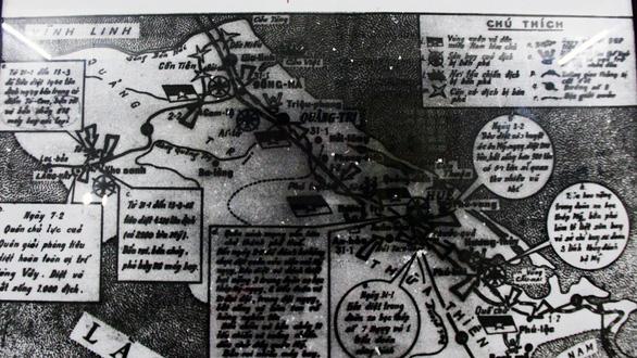 Huế triển lãm tư liệu - hiện vật về chiến dịch Mậu Thân - Ảnh 3.