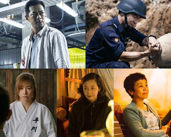 Phim của Cổ Thiên Lạc nhận 9 đề cử Kim Tượng Hong Kong - Ảnh 1.