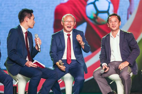Quang Hải ghi bàn trước Xuân Bắc, Thu Phương, Huy Tuấn... - Ảnh 5.