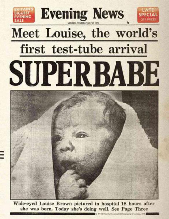 Hành trình đi tìm những đứa trẻ thiên thần - Kỳ 2: 'Đứa bé' đầu tiên ra đời từ ống nghiệm - Ảnh 3.