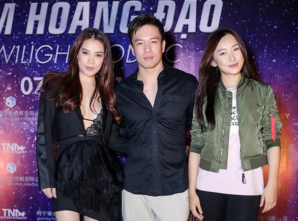 Trương Ngọc Ánh hợp tác cùng Hollywood với Đêm hoàng đạo - Ảnh 4.