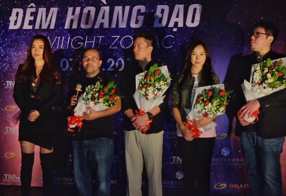Trương Ngọc Ánh hợp tác cùng Hollywood với Đêm hoàng đạo - Ảnh 1.