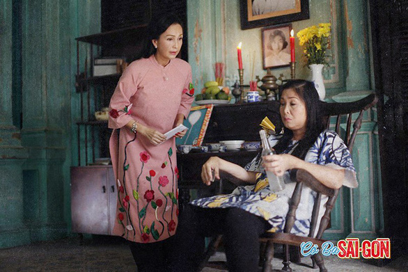 Cô Ba Sài Gòn tranh giải tại Liên hoan phim châu Á Osaka - Ảnh 1.