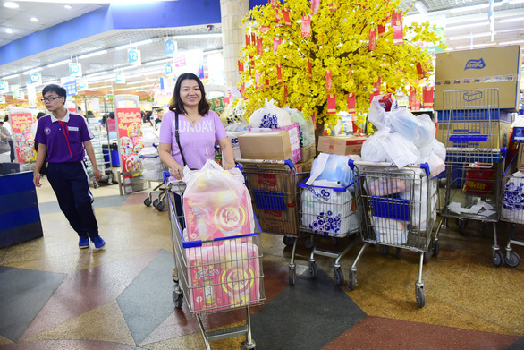 Lịch hoạt động siêu thị dịp Tết - Ảnh 1.