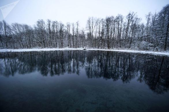 Vẻ đẹp tinh khiết của hồ Baikal và hồ Xanh - Ảnh 20.