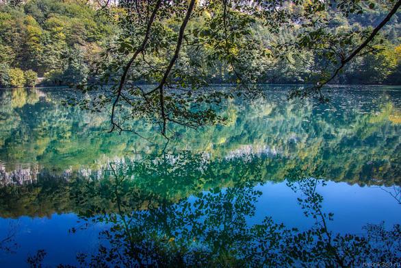 Vẻ đẹp tinh khiết của hồ Baikal và hồ Xanh - Ảnh 21.