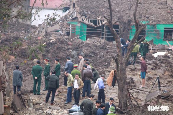 Nổ lớn kho phế liệu ở Bắc Ninh, nhiều căn nhà bị san phẳng - Ảnh 7.