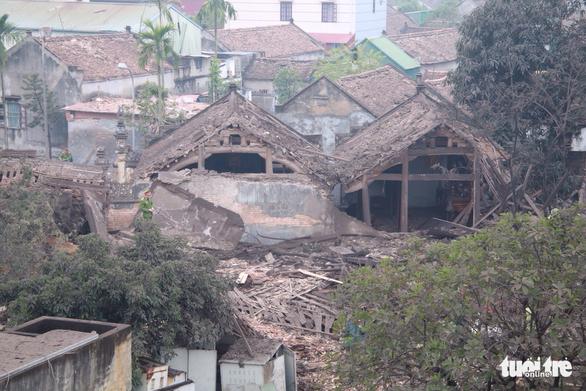 Nổ lớn kho phế liệu ở Bắc Ninh, nhiều căn nhà bị san phẳng - Ảnh 6.