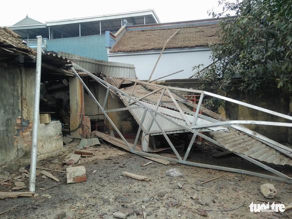 Nổ lớn kho phế liệu ở Bắc Ninh, nhiều căn nhà bị san phẳng - Ảnh 11.