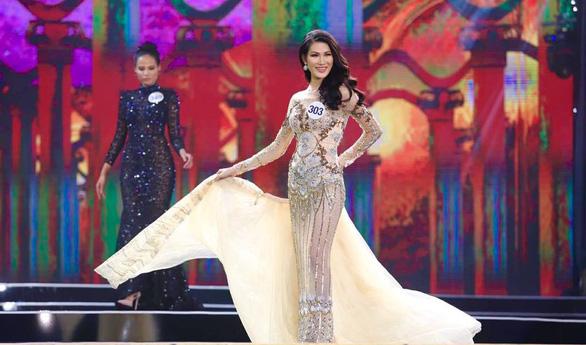 HHen Niê đăng quang Hoa hậu Hoàn vũ Việt Nam 2017 - Ảnh 21.