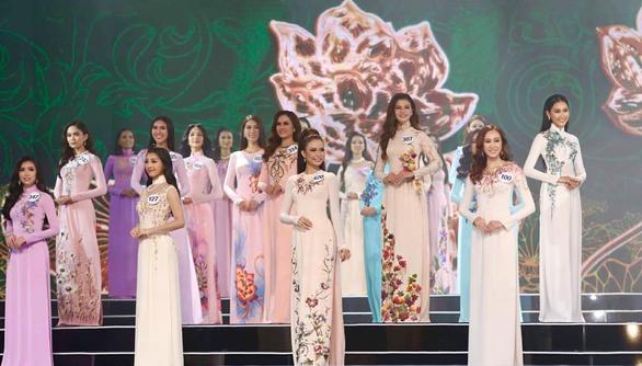 HHen Niê đăng quang Hoa hậu Hoàn vũ Việt Nam 2017 - Ảnh 35.