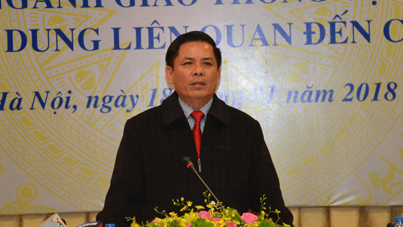 Bộ trưởng Nguyễn Văn Thể: Ký hợp đồng BOT Cai Lậy tôi không tư túi - Ảnh 4.