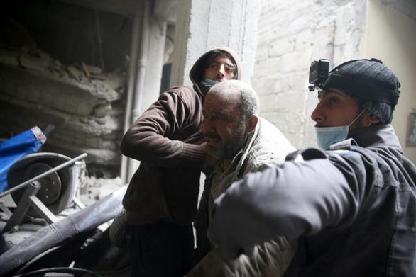 Ai chịu trách nhiệm thực thi lệnh ngừng bắn ở Syria? - Ảnh 1.