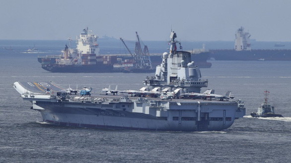 Trung Quốc định đóng thêm tàu sân bay chạy bằng hạt nhân - Ảnh 1.