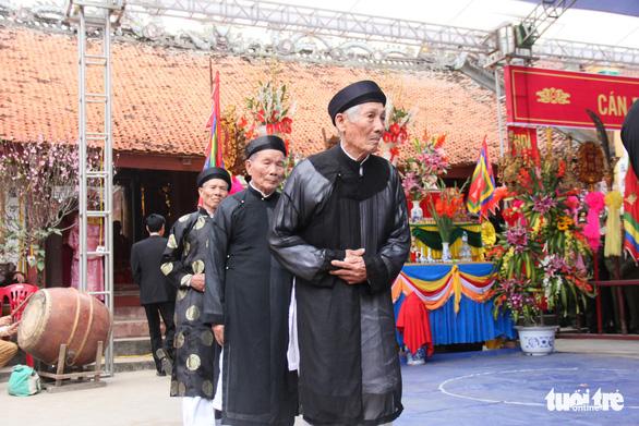 Hội Minh thề được công nhận là di sản quốc gia - Ảnh 4.