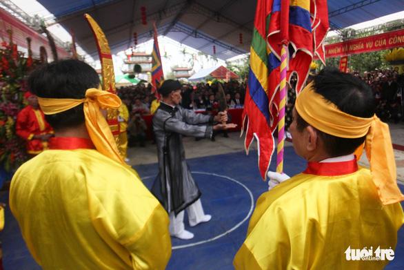 Hội Minh thề được công nhận là di sản quốc gia - Ảnh 5.