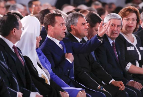 Tổng thống Putin: tên lửa hạt nhân Nga bắn được đến mọi điểm trên thế giới - Ảnh 4.