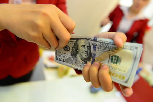 Dự trữ ngoại hối cao chưa từng có: 92 tỉ USD - Ảnh 1.