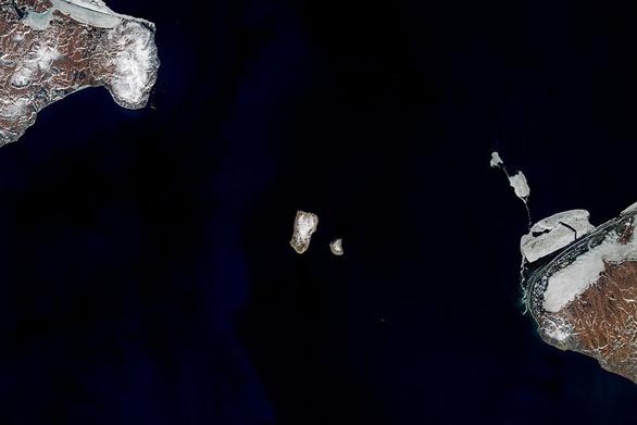 Ảnh vệ tinh tố cáo biến đổi khí hậu làm thay đổi Trái đất - Ảnh 3.