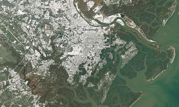 Ảnh vệ tinh tố cáo biến đổi khí hậu làm thay đổi Trái đất - Ảnh 8.