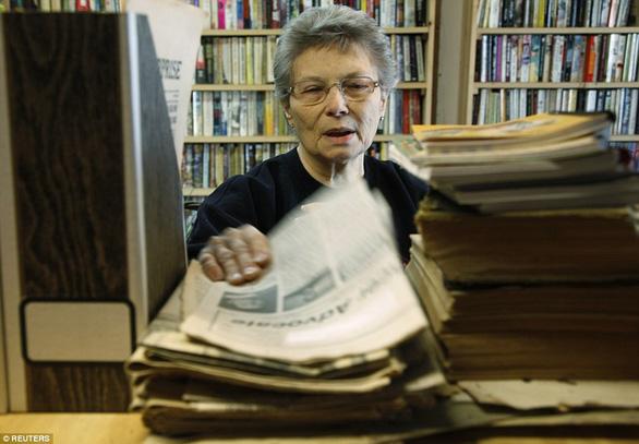 Thăm thị trấn nhỏ nhất nước Mỹ chỉ với một công dân 84 tuổi - Ảnh 7.
