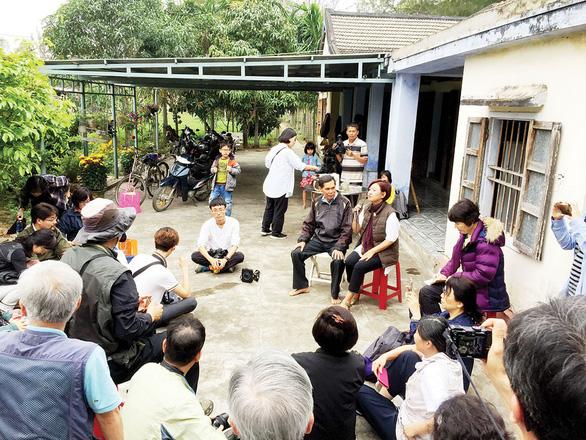 Quỹ vì hòa bình Hàn - Việt xin lỗi thân nhân người bị lính Hàn thảm sát - Ảnh 5.