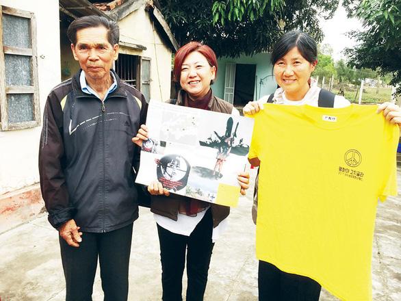 Quỹ vì hòa bình Hàn - Việt xin lỗi thân nhân người bị lính Hàn thảm sát - Ảnh 4.