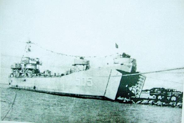 30 năm ngày 14-3: Xả thân cứu tàu trước họng súng tàu Trung Quốc - Ảnh 4.