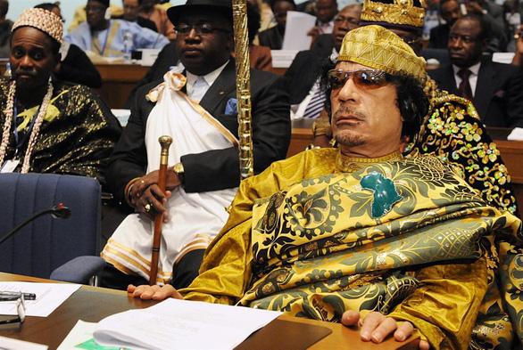 Kho báu 10 tỉ euro của nhà độc tài Gaddafi biến mất khó hiểu - Ảnh 1.