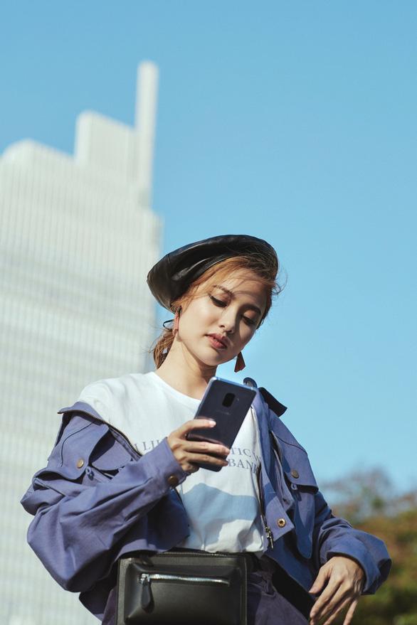 Đằng sau những bức ảnh selfie cực chất của Fung La - Ảnh 6.