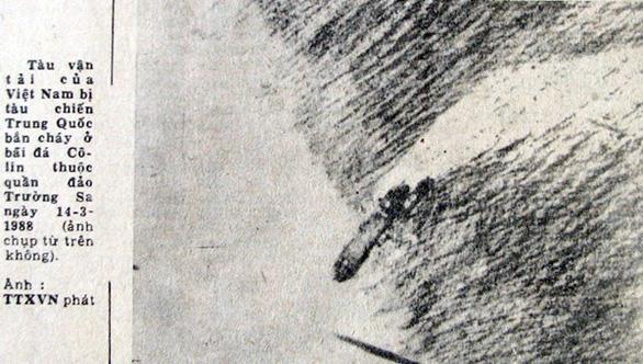 30 năm ngày 14-3: Xả thân cứu tàu trước họng súng tàu Trung Quốc - Ảnh 5.