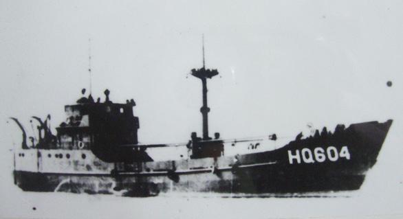 30 năm ngày 14-3: Chìm xuống giữa Trường Sa - Ảnh 1.