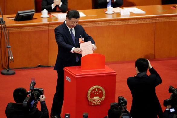 Siêu ủy ban chống tham nhũng Trung Quốc uy quyền vượt Tòa án tối cao - Ảnh 2.