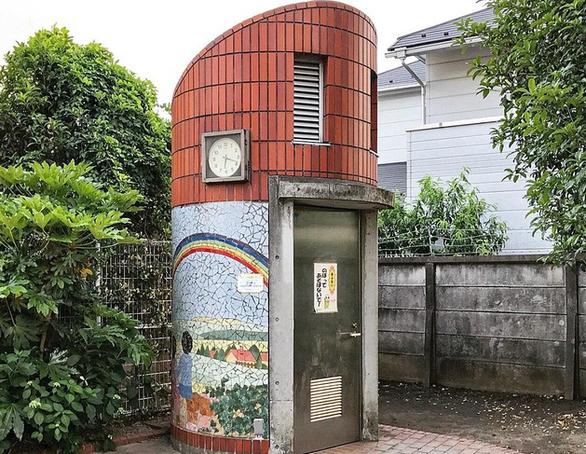 Đi Nhật đừng mắt chữ O, mồm chữ A khi thấy những nhà vệ sinh độc đáo - Ảnh 2.
