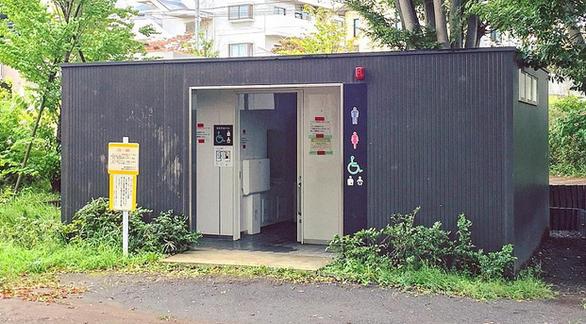 Đi Nhật đừng mắt chữ O, mồm chữ A khi thấy những nhà vệ sinh độc đáo - Ảnh 5.