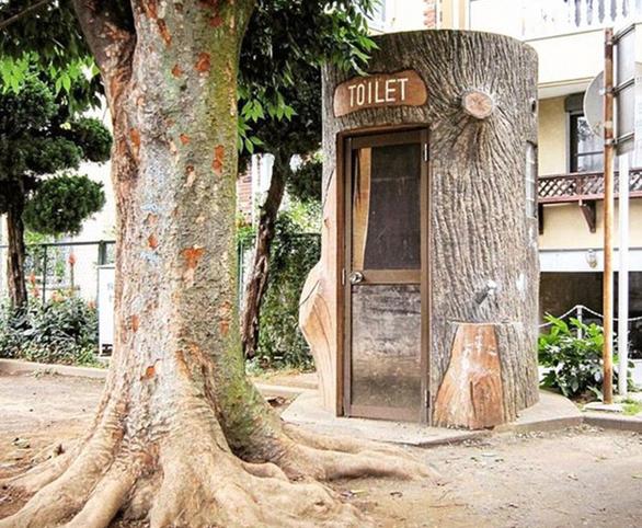 Đi Nhật đừng mắt chữ O, mồm chữ A khi thấy những nhà vệ sinh độc đáo - Ảnh 11.