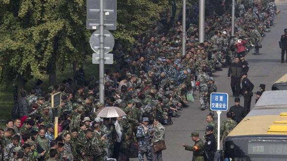 Chính quyền Bắc Kinh giảm bớt 8 bộ ngành cho hiệu quả hơn - Ảnh 3.