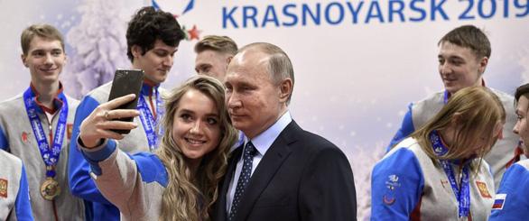 Thế hệ Putin, họ là ai? - Ảnh 1.