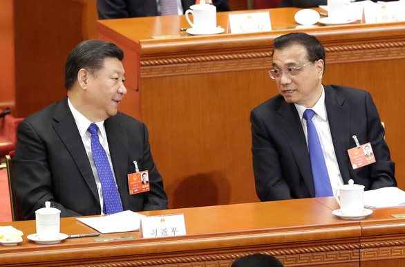 Chính quyền Bắc Kinh giảm bớt 8 bộ ngành cho hiệu quả hơn - Ảnh 1.