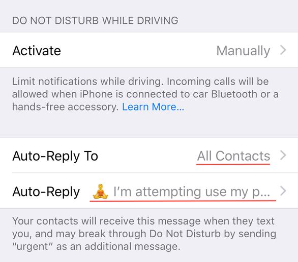 Cách thiết lập chế độ ngắt kết nối tạm thời cho iPhone - Ảnh 3.