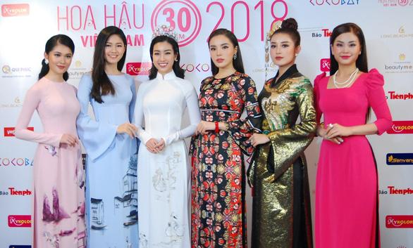 Khởi động tìm kiếm chủ nhân vương miện Hoa hậu Việt Nam 2018 - Ảnh 1.